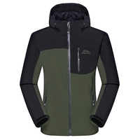 Men S Winter Thick Softshell Jackets Male Outdoor Sports Coats Windproof Warm Camping Trekking Hiking Ski