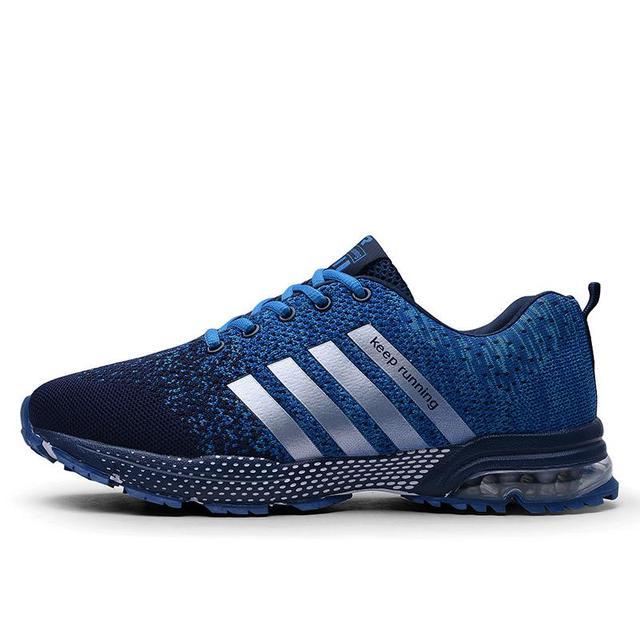 Cajacky גברים נעלי ריצה בתוספת גודל 47 48 יוניסקס סניקרס 2019 קיץ סתיו מאמני זכר Krasovki לנשימה קל משקל נעליים