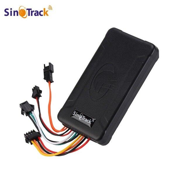 Terbaru ST-906 Gps Pelacak Mobil GPRS SMS Pelacakan Perangkat RUPS GPS Kendaraan Motor Skuter Locator Remote Kontrol dengan Perangkat Lunak
