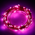 10m100LED Copper Wire Led String Light Battery Operated Starry String Lights For Christmas Party Decoration 8 flash Modes 13Keys