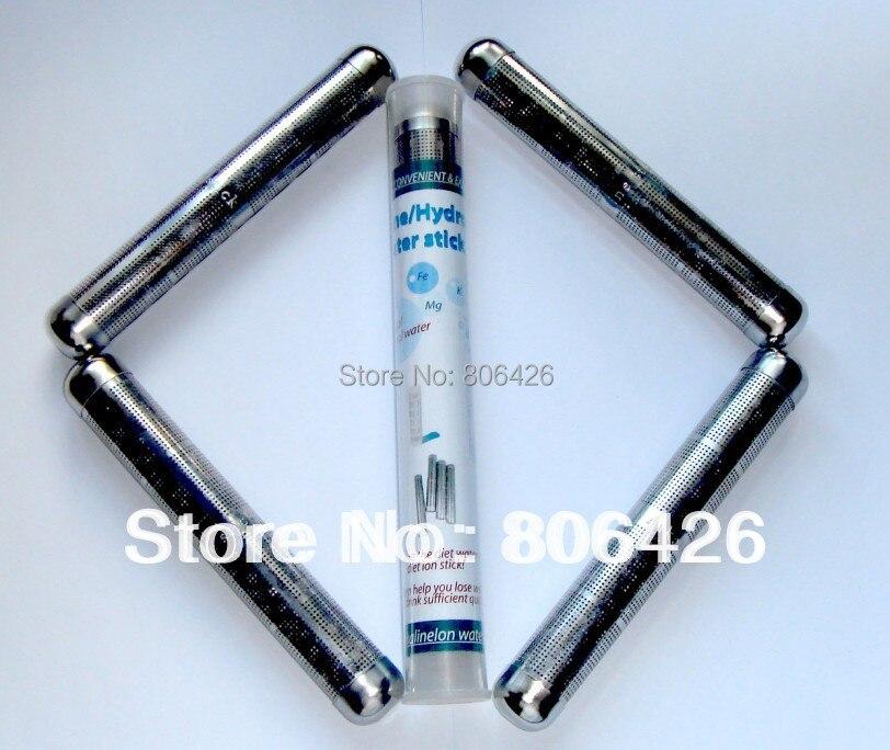 316 нержавеющая сталь палочка для щелочной воды с 7 ингредиентами, чтобы баланс вашего тела жидкости и улучшить ваш hearlth QY-AS104B