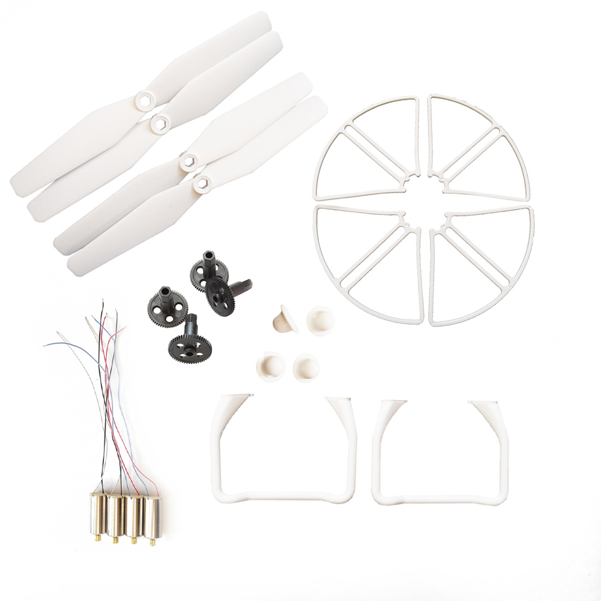 SJRC s20w s20 s30w s30 part Motor engines Blade Protection Landing Gear propellers