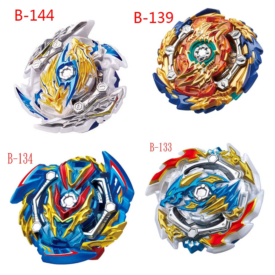 New Launchers <font><b>Beyblade</b></font> <font><b>B</b></font>-139 <font><b>B</b></font>-<font><b>133</b></font> <font><b>B</b></font>-144 <font><b>B</b></font>-150 Toupie Bayblade Metal Burst God Spinning Top Bey Blade Blades Toy TAKARA TOMY image