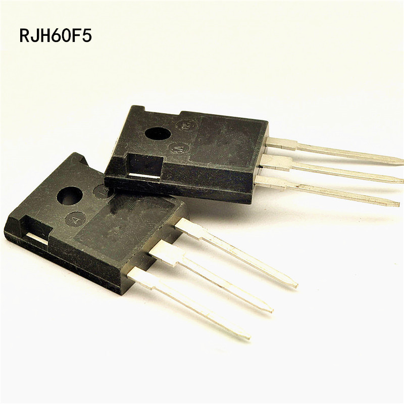 5pcs RJH60F5DPQ RJH60F5 TO-3P N Channel IGBT High Speed Power Switching 80A 600V 5pcs lot irf9520 irf9520 to 220ab ir n channel 100