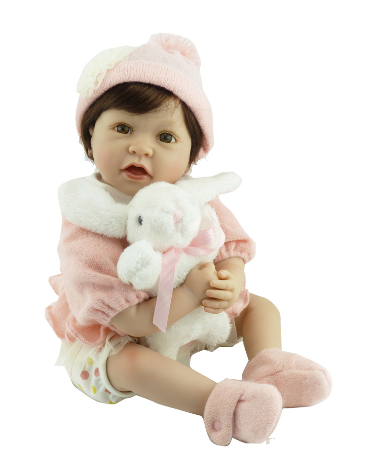 Bebes reborn toy dolls for children gift 22 55cm soft silicone reborn baby dolls npk doll rebornBebes reborn toy dolls for children gift 22 55cm soft silicone reborn baby dolls npk doll reborn