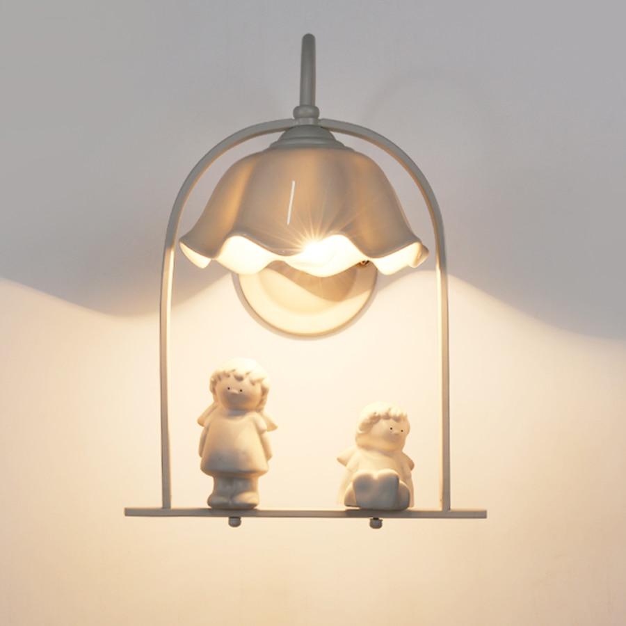 Modern wall lights for living room - Classic Crystal Pendant Plaster Sculpture Modern Wall Lights For Bedroom Living Room Study Rooms Light Of Diner Restaurant Lamp