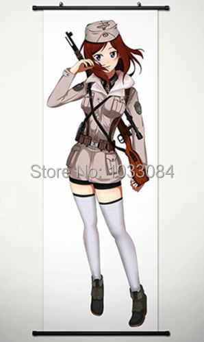 4592 Love Live Nishikino Maki Decor Poster Wall Scroll cosplay