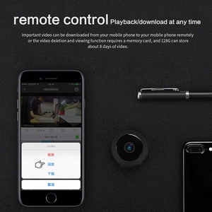 Image 5 - A9 DV/Wifi Mini ip kamera açık gece sürümü mikro kamera kamera ses Video kaydedici güvenlik hd kablosuz küçük kamera