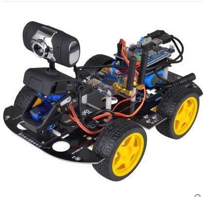 Students Diy Smart Car Programmable Robot Arduino Kit Wifi Wireless