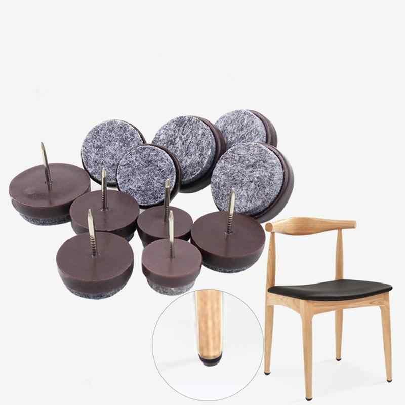 Творческий кровельный гвоздь на протектор войлочные прокладки для мебели, стульев и столов, комоды/диванные ножки для мебели средства ухода за кожей стоп колодки украшение дома