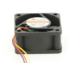 Trasporto Libero 3pin mute FD124020EB ventola di raffreddamento 40x40x20mm per Y.S Tech 12VDC 0.12A