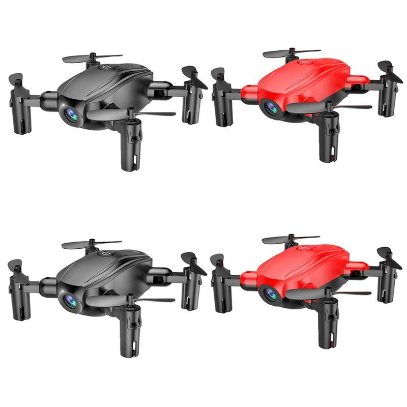 Drone pliable HD avion Mini 2.4 GHz RC haute tenue quadrirotor enfant jouets