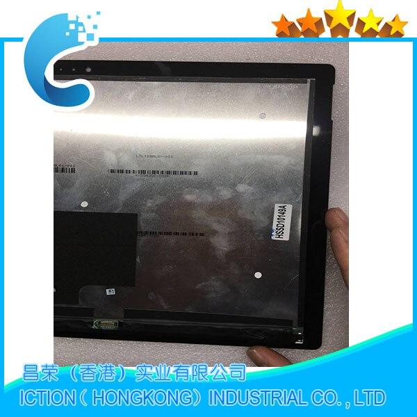 Original completo LCD de la Asamblea para Microsoft Surface Pro 3 (1631) TOM12H20 V1.1 LTL120QL01 003 pantalla lcd digitalizador de pantalla táctil - 4