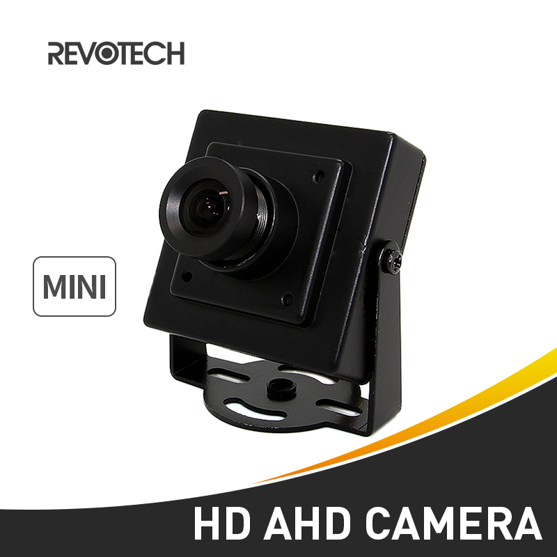 HD 720P / 1080P Mini Type Indoor AHD Camera 1.0MP / 2.0MP Metal Security CCTV System Video Surveillance Cam-in Surveillance Cameras from Security & Protection