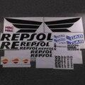 Набор стикеров для мотоцикла  наклейки для HONDA REPSOL RCV CBR 250 600 1000 RR VTR HRC  полный набор стикеров  аксессуары