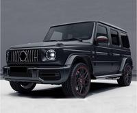 NEW Car Front Around Mesh Grille Grills Cover Trims For Mercedes G Class W463 G55 G63 G350 G400 G500 G550 G900