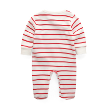 Baby One-pieces Stripe Printed Rompers
