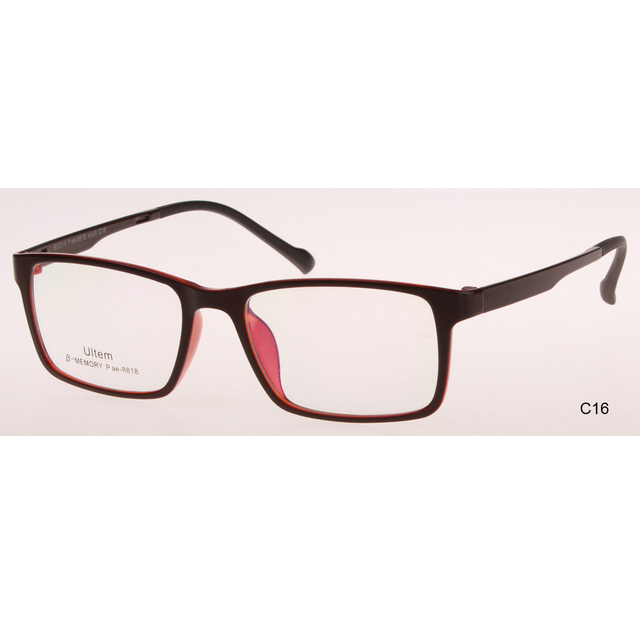 f40dbb93dc1 Ultra Light Women Cat Eye Glasses Frame Tungsten Plastic Steel Quality  Simple Style Optical Eyewear can Fill Prescription Lenses