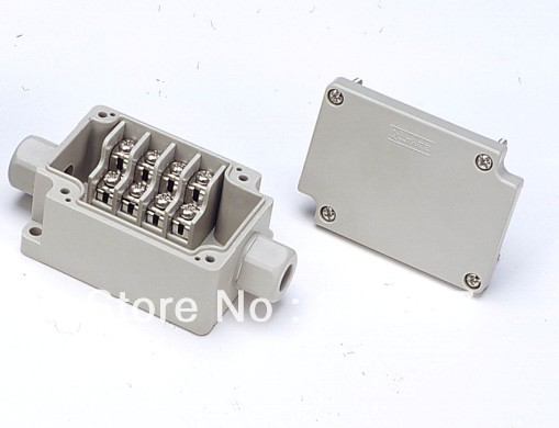 Waterproof Small Electric Terminal Abs Junction Box On