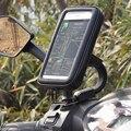 Универсальный велосипедный держатель для телефона  подставка для велосипеда  мотоцикла  вращающаяся для Xiaomi  мотоциклетный Кронштейн для м...