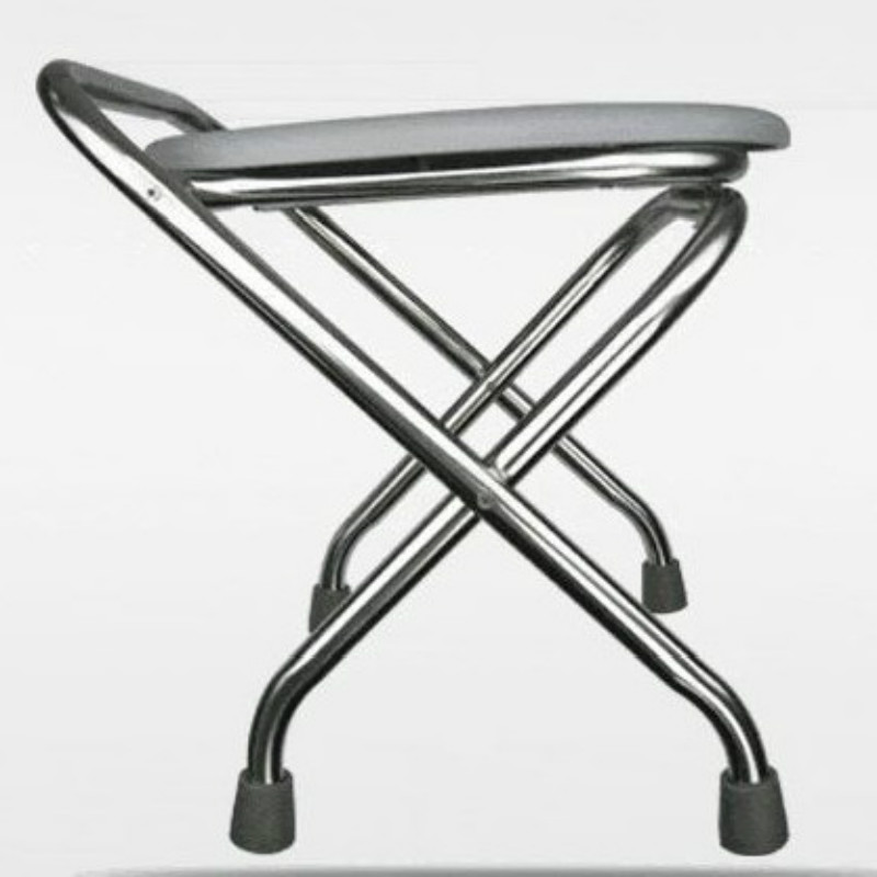 Incredible Us 54 12 17 Off Stainless Steel Folding Toilet Elderly Toilet Seat Anti Skid Toilet Chair Patient Stool Toilet Stool In Bathroom Chairs Stools Pabps2019 Chair Design Images Pabps2019Com