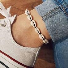 JCYMONG Новое поступление модные браслеты для Чехол женский бижутерия для ног Летний Пляжный браслет со ступнями ног лодыжки на ноге женские ботильоны