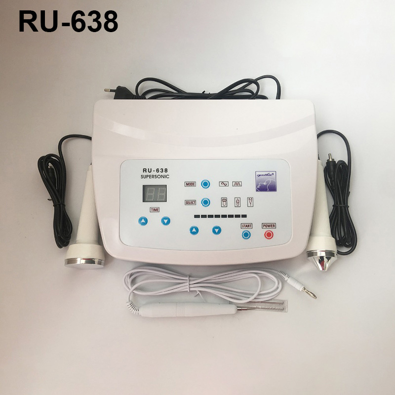 High Quality Ultrasonic Women Face Whitening Freckle Removal Ultrasound Anti Aging Facial Massage Skin Care Beauty