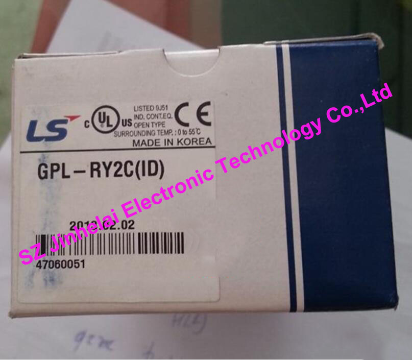 100% New and original GPL-RY2C(ID)  LS(LG)  SMART I/O output module, Profibus communication 100% new and original xgl pmea ls lg plc communication module rnet master
