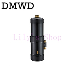 DMWD 3.4KW Tankless Water Heater Mini Kitchen Bathroom Instantaneous Electric Hot Water Faucet Tap Rapid Heating Shower EU Plug