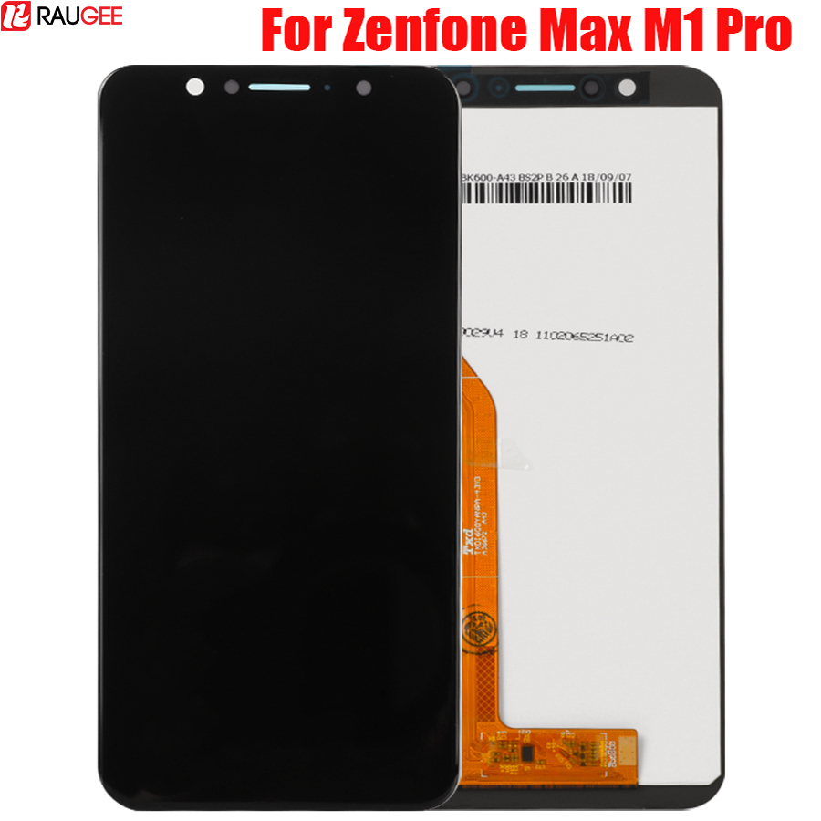 ZB602KL Lcd Display For Zenfone Max Pro M1 Lcd Screen Touch Screen Digitizer Replacement For Asus Zenfone Max Pro M1 Lcd Screen