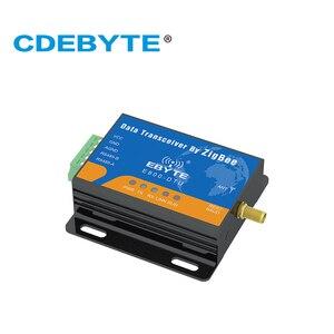 Image 3 - E800 DTU(Z2530 485 27) большой диапазон RS485 CC2530 2,4 ГГц 500 МВт беспроводной трансивер 27 дБм приемник передатчик радиочастотный модуль