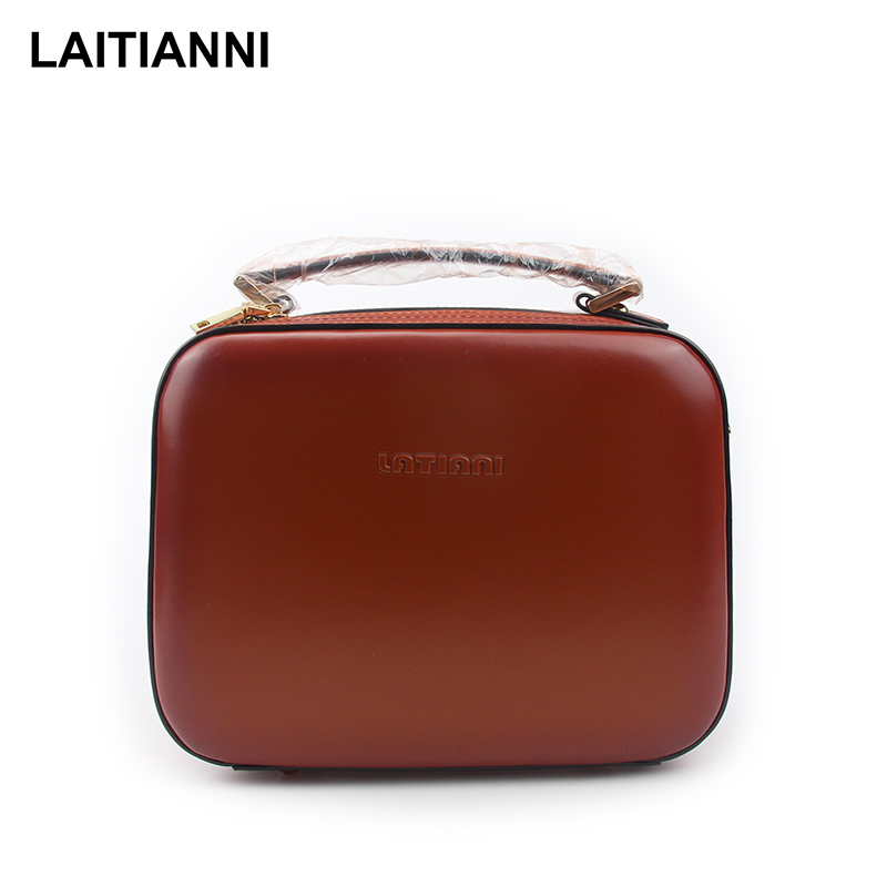 Laitianni New Arrival Handbags Ladies Natural Leather Flap Messenger Bags Women Luxury Tote Bags Female Handmade Cross Body Bags брюки джинсы и штанишки котмаркот штанишки для девочки army baby