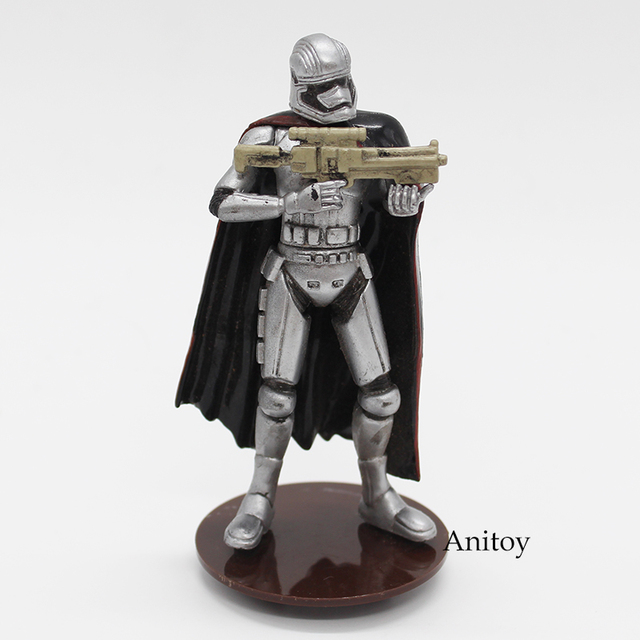 Star Wars The Force Éveille Dirige Kylo Ren Phasma Mini PVC Figure Collection Modèle Jouet 7.5-10.5 cm KT1891