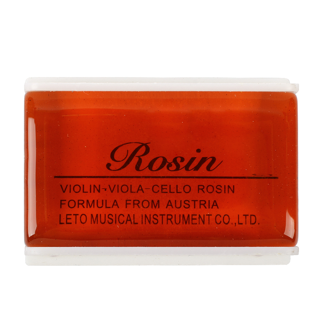 Rosin Colophony Friction-increasing Resin For Violin Viola Cello Bowed String Instrument Violin Accessories 6003