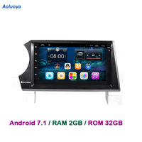 Aoluoya RAM 2GB+32GB Android 7.1 CAR DVD Player Radio GPS Navigation For Ssangyong Kyron Actyon 2006 2011 Audio multimedia DAB+