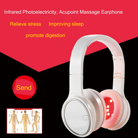 Ear massager Acupoint Infrared Massage Earphone Relieving Stress Improving Sleep and Promoting Digestion Ear care instruments