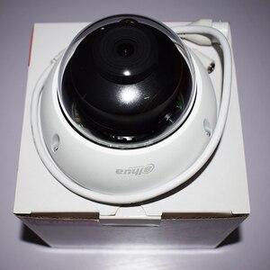 Image 2 - Сетевой видеорегистратор Dahua IP Камера 4MP POE IPC HDBW4433R S H2.65 ночное видение, ночное видение, IR50M с микро SD карты памяти 128G IP67, IK10 камеры видеонаблюдения Камера