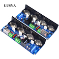 Lusya 2 шт. UPC-M4 класса А Регулируемый усилитель мощности платы высокого качества 180 Вт аудио усилитель T0206