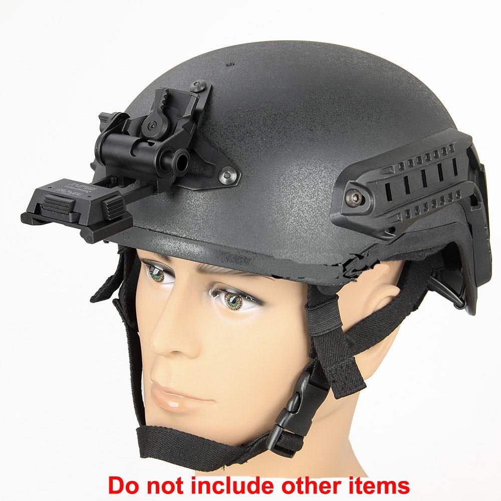 L4G30 Helmet Mount CNC Version fast mich wilcox L4 G30 aor1 aor2 hunting accessories ht590 цены