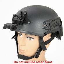 Купить с кэшбэком L4G30 Helmet Mount CNC Version fast mich wilcox L4 G30 aor1 aor2 hunting accessories ht590