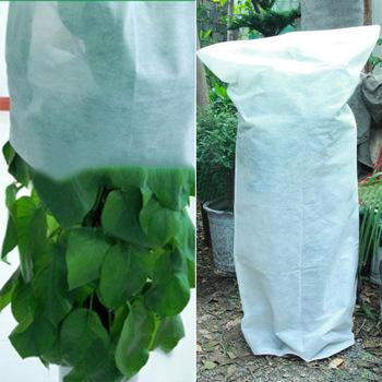 60 #215 110 80 #215 120 90x150cm mróz roślin torba ochronna s osłona zimowa rośliny ogrodowe mróz roślin torba ochronna dla domu narzędzia diy część tanie i dobre opinie Włókniny tkaniny