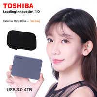 Toshiba Canvio Basics 4TB hd externo Portable External Hard Drive USB 3.0 Black for windows Mac OS disco duro externo 4000GB