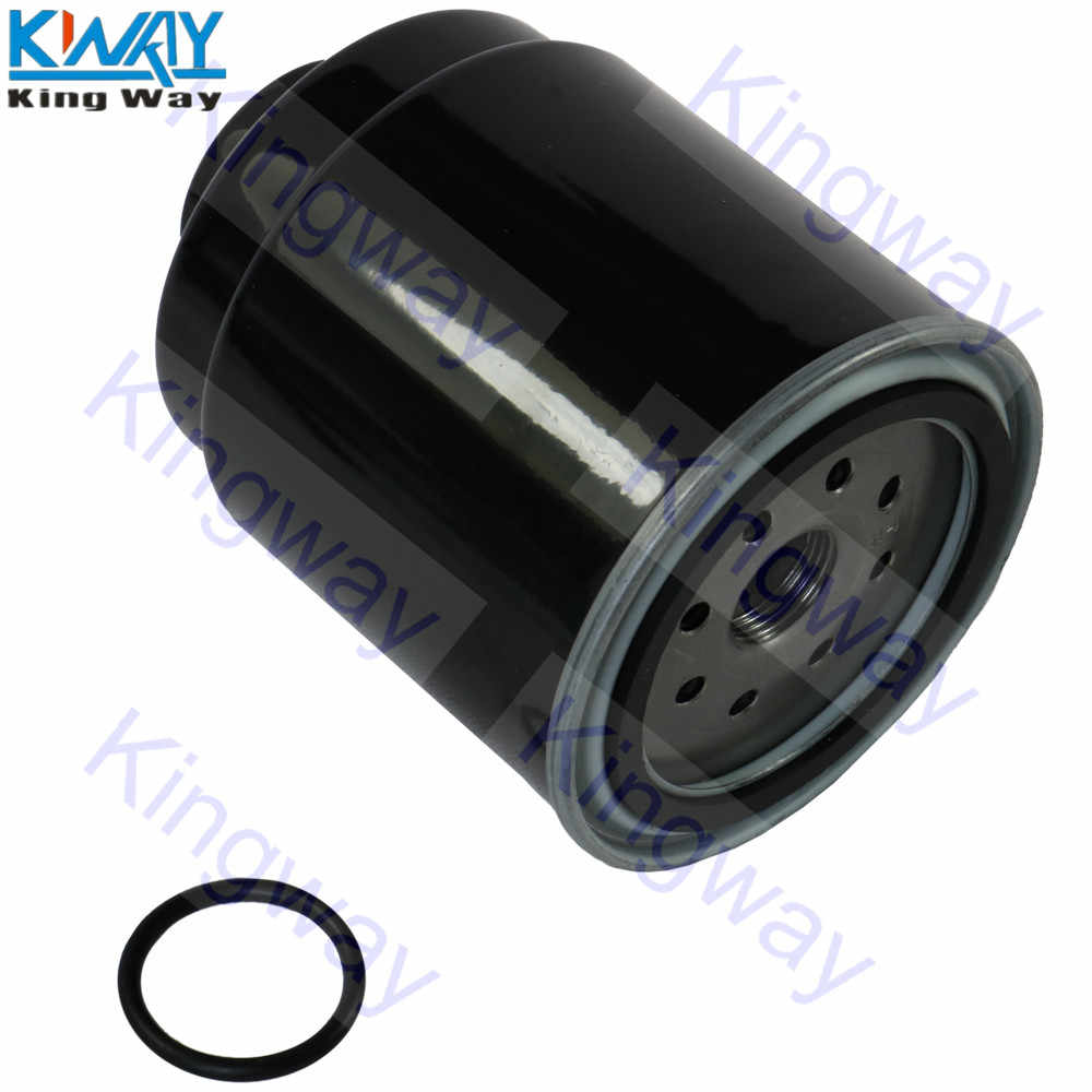 hight resolution of  free shipping king way 5x diesel fuel filter water separat for 13 17