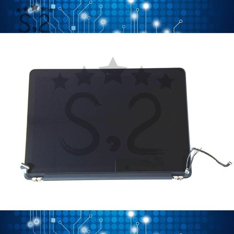 A1502 LCD assemblée d'écran pour Macbook Pro Retina 2013 2014 année 13 Full Testé EMC2678 EMC2875