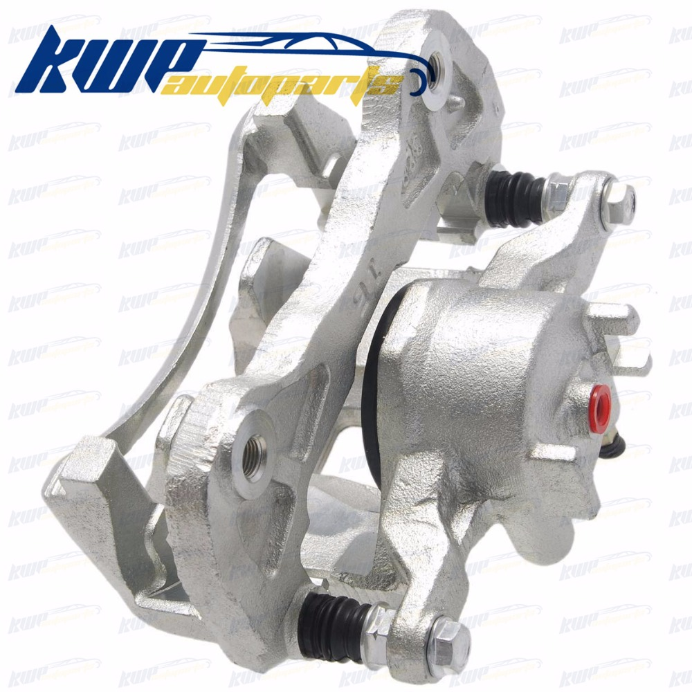 Rear Brake Calipers And Pads For 2003 2004 2005 2006 2007-2009 Toyota 4Runner