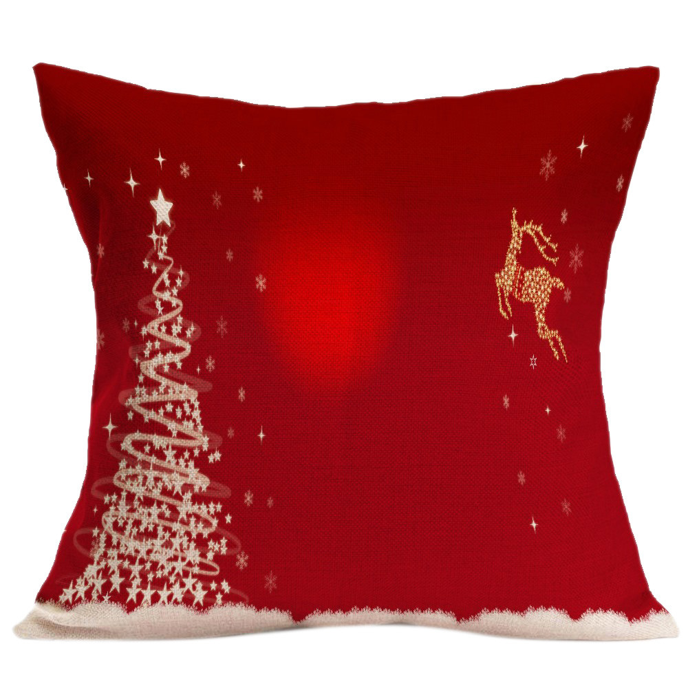 compare prices on red pillow online shoppingbuy low price red  - new christmas decorative throw pillows sofa bed home decor red pillowcushion cover luxury cushions