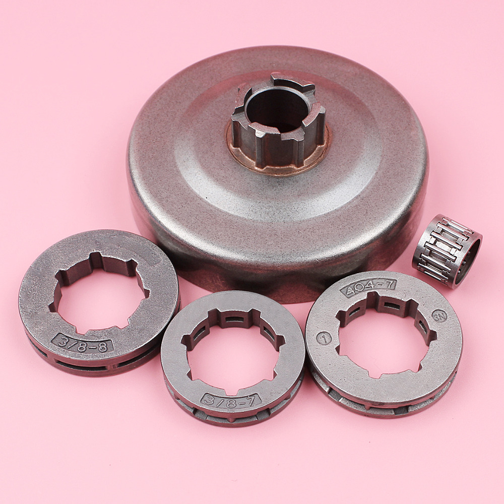 Clutch Drum Rim Sprocket Needle Bearing Kit For Jonsered 625 630 670 Chainsaw Spare Part