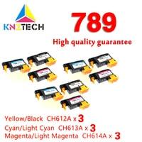 9x substituir para 789 cabeça de impressão da cabeça de impressão para hp 789 substituição compatível para hp 789 designjet l25500 impressora|Peças de impressora| |  -