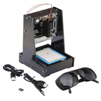 Laser Engraver NEJE JZ 5 500mW DIY USB Mini Laser Engraver Machine Frame Weak Light Automatic