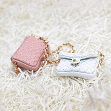 Blythe Doll Handbag Purse Pink White